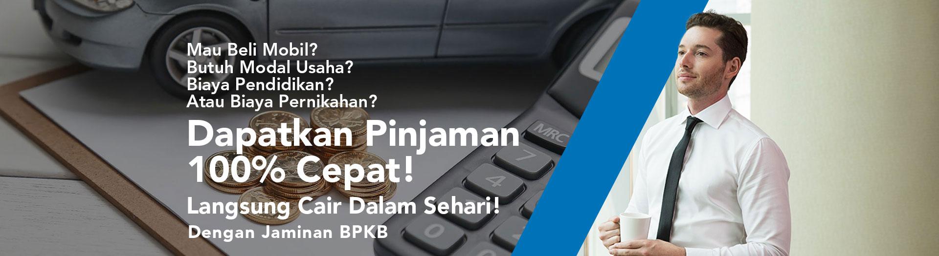Pinjaman Jaminan bpkb - Pinjam saja tempat paling aman ...